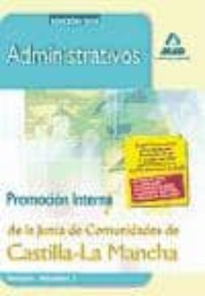 Lofficielhommes.es Administrativos De La Junta De Comunidades De Castilla-la Mancha Promocion Interna.temario Vol Ii Image
