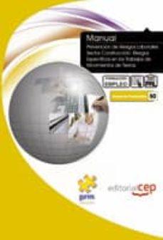 Carreracentenariometro.es Manual De Prevencion De Riesgos Laborales: Sector Construccion: R Iesgos Especificos En Los Trabajos De Movimientos De Tierras: Formacion Para El Empleo Image