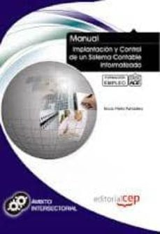 Permacultivo.es Manual Implantacion Y Control De Un Sistema Contable Informatizad O. Formacion Para El Empleo Image
