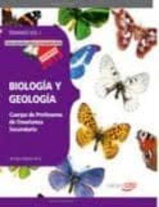 Relaismarechiaro.it Cuerpo De Profesores De Enseñanza Secundaria. Biologia Y Geologia Temario. Vol. I (Temario 2012) Image