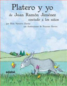 platero y yo contado a los niños (ebook)-rosa navarro duran-9788468309507