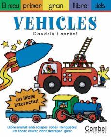 Bressoamisuradi.it El Meu Primer Gran Llibre Dels Vehicles Image