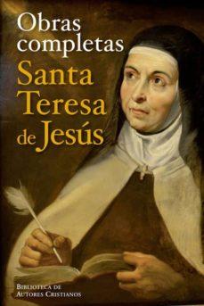 obras completas de santa teresa de jesus (9ª ed.)-santa teresa de jesus-9788479143107