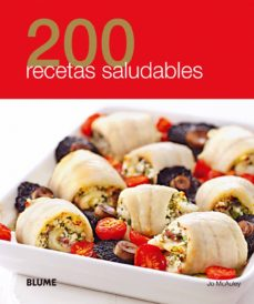 200 recetas saludables-9788480769907