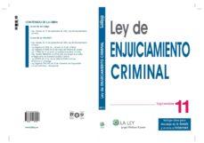 Emprende2020.es Ley De Enjuiciamiento Criminal 2011 + Image