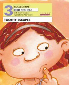 kiko redhead: toothy escapes-vicen corcoles-9788481319507