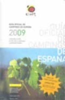 Mrnice.mx Guia Oficial De Campings De España 2009 Image