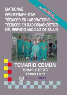 Lofficielhommes.es Matronas, Fisioterapeutas Y Téc. Lab. Del Sas Parte Común Image