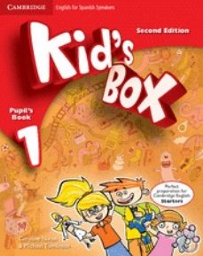 Descargar KID S BOX 1 FOR SPANISH SPEAKERS PUPIL S BOOK WITH MY HOME BOOKLET 2ND EDITION gratis pdf - leer online