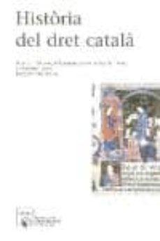 historia del dret catala-tomas de montagut-victor ferro-josep serrano-9788484291107