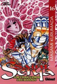 saint seiya nº 16: los caballeros del zodiaco-masami kurumada-masaki kurumada-9788484491507