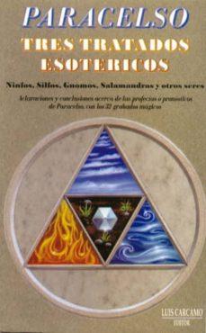 tres tratados esotericos-9788485316007