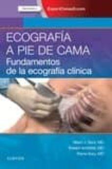 Google descarga gratuita de libros electrónicos kindle ECOGRAFIA A PIE DE CAMA + EXPERTCONSULT: FUNDAMENTOS DE LA ECOGRAFIA CLINICA de NILAM J. SONI, ROBERT ARNTFIELD PDF