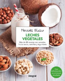 leches vegetales (ebook)-mercedes blasco-9788491180807