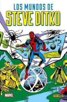 los mundos de steve ditko-stan lee-steve ditko-9788491676607