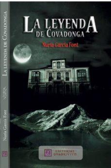 Descargar libros de texto alemanes gratis LEYENDA DE COVADONGA 9788492604807 MOBI DJVU de NURIA GARCIA FONT
