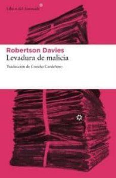 Ironbikepuglia.it Levadura De Malicia (Trilogía De Salterton, 2) Image