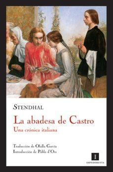 Libros electrónicos gratuitos para descargar en formato epub LA ABADESA DE CASTRO