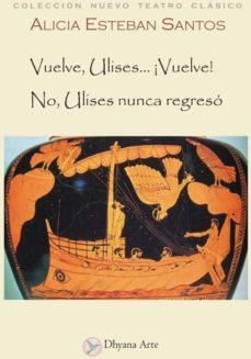 Emprende2020.es Vuelve, Ulises ¡Vuelve! / No, Ulises Nunca Regreso Image