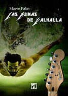 Mejores descargas gratuitas de libros electrónicos LAS RUINAS DE VALHALLA  en español 9788494384707