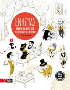 Vinisenzatrucco.it Enigmas: Desafia Tu Mente Con 25 Historias De Misterio Image
