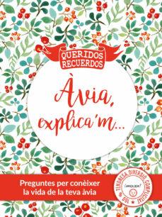 Titantitan.mx Avia Explica M: Preguntes Per Coneixer La Vida De La Teva Avia Image