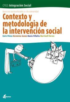 Titantitan.mx Contexto Y Metodologia De La Intervencion Social (Cfgs Integracio N Social) Image