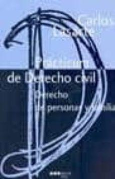 Padella.mx Practicum De Derecho Civil Derecho De Personas Y Familia Image
