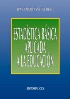 Cdaea.es Estadistica Basica Aplicada A La Educacion Image