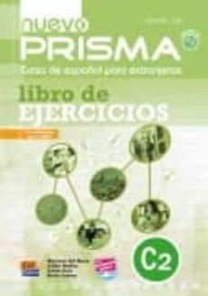 Chapultepecuno.mx Nuevo Prisma C2 Libro De Ejercicios + Cd Image