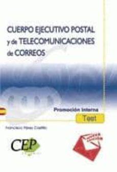 Inmaswan.es Test Cuerpo Ejecutivo Postal Y De Telecomunicaciones De Correos. Promocion Interna Image