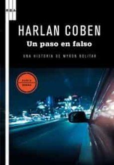Descargando ebooks a iphone 4 UN PASO EN FALSO (SERIE MYRON BOLITAR 5) en español PDB CHM 9788498678307 de HARLAN COBEN