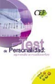 Chapultepecuno.mx Test De Personalidad : Aprende A Realizarlos Image