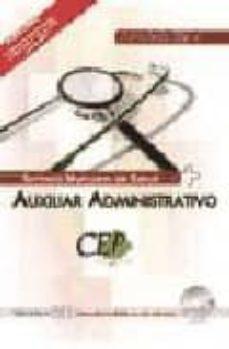 Titantitan.mx Temario Vol.ii. Oposiciones Auxiliar Administrativo. Servicio Mur Ciano De Salud Image