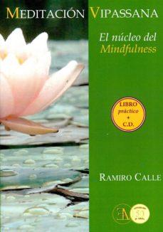 meditación vipassana-ramiro calle-9788499501307
