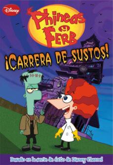 Iguanabus.es Phineas Y Ferb ¡Carrera De Sustos! Image