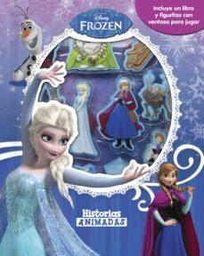frozen. historias animadas-walt disney-9788499518107