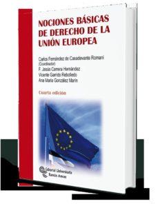 Descargar NOCIONES BASICAS DE DERECHO DE LA UNION EUROPEA gratis pdf - leer online