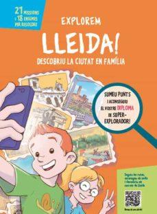 Explorem Lleida Nuria Pique Comprar Libro 9788499794907