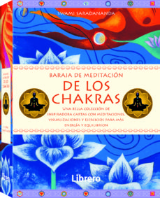 baraja de los chakras-swami sarananda-9789089985507