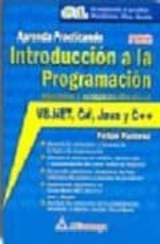 Titantitan.mx Introduccion A La Programacion: Algoritmos Y Su Implementacion En Vb.net, C#, Java Y C++ (2ª Ed.) Image