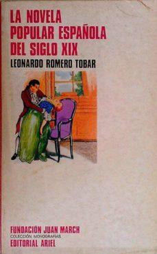 Inmaswan.es La Novela Popular Española Del Siglo Xix Image