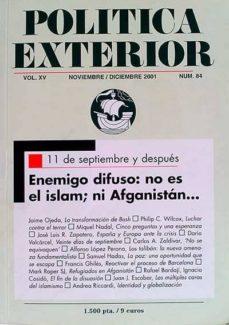 Viamistica.es Política Exterior. Vol. Xv Image