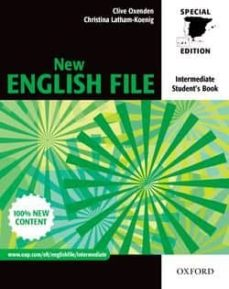 Descargar NEW ENGLISH FILE INTERMEDIATE: STUDENT S BOOK FOR SPAIN gratis pdf - leer online