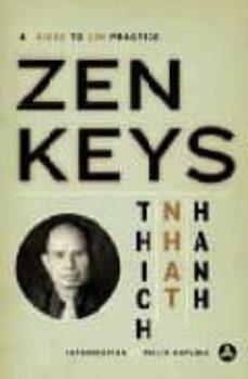zen keys: guide to zen practice-thich nhat hanh-9780385475617