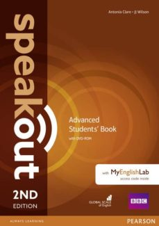 Descargar SPEAKOUT ADVANCED 2ND EDITION STUDENTS  BOOK WITH DVD-ROM AND MYENGLISHLAB ACCESS CODE PACK gratis pdf - leer online