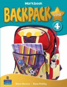 Descarga gratuita de la revista Ebook BACKPACK GOLD 4 (WORKBOOK + CD-ROM + CONTENT READER) 9781408258217