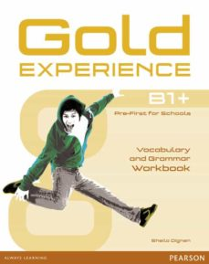 Ebooks descargar mp3 gratis GOLD EXPERIENCE B1+ WORKBOOK WITHOUT KEY CHM MOBI FB2