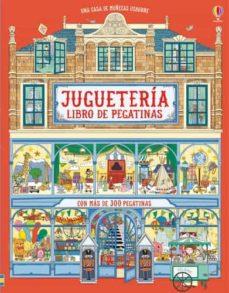 Enmarchaporlobasico.es Juguetería Libro De Pegatinas Image