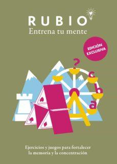 Descargar RUBIO ENTRENA TU MENTE: JUEGOS DE LOGICA PARA MANTENER TU MEMORIA EN FORMA gratis pdf - leer online